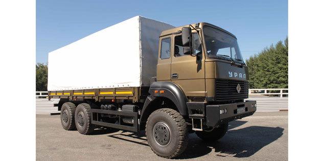 Урал-5390