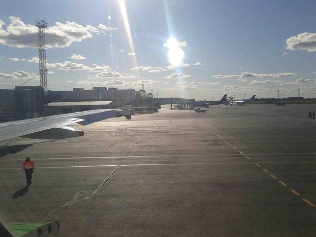Аэропорт толмачёво в новосибирске