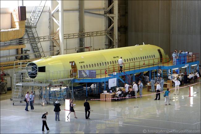 SSJ-100 1-letnyi 7341