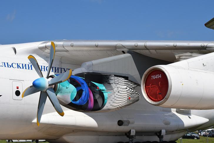 авиадвигатель типа ТВ7 117СТ