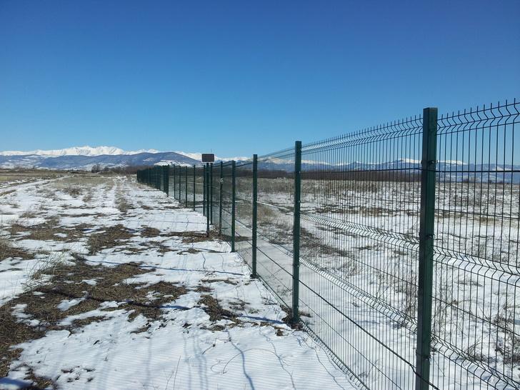 радиорубеж на границе