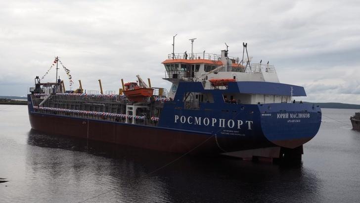 «Росморпорт» строит собственный флот для увеличения объемов дноуглубления