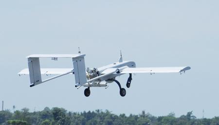 Беспилотный летательный аппарат ZALA 421-20 (с) ZALA Aero