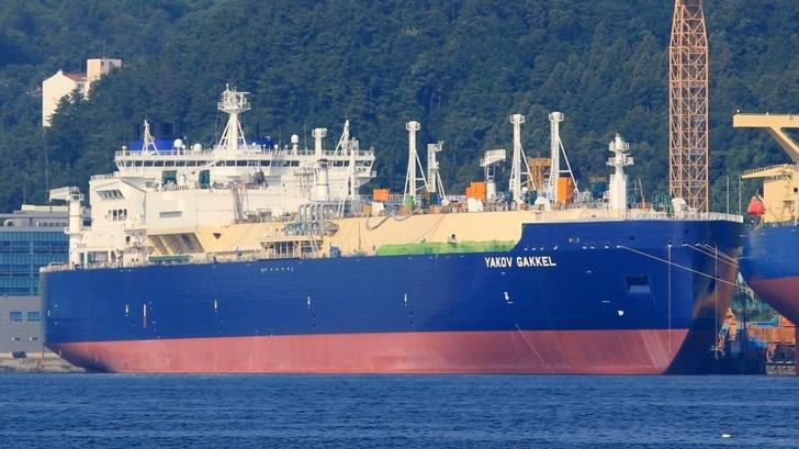Ямал СПГ принял в эксплуатацию последний из 15 танкеров ледового класса Arc7