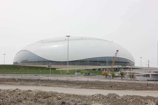Сочи2014, Sochi2014, путешествия, фотография, Аксанов Нияз, kukmor, олимпиада, объекты в Сочи, Арена Большая, хоккей of IMG_8451