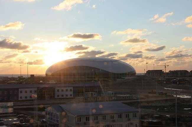 Сочи2014, Sochi2014, путешествия, фотография, Аксанов Нияз, kukmor, олимпиада, объекты в Сочи, Арена Большая, хоккей of IMG_8907