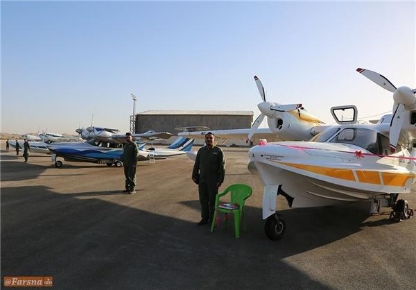 ВМС КСИР Ирана получили гидросамолеты-амфибии АэроВолга ЛА-8