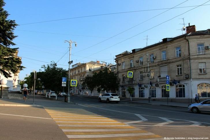 ПоБольшой Морской Севастополя события,Новости,сделано у нас