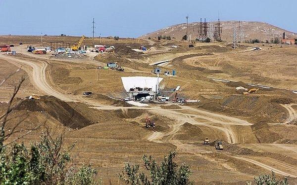 Крымский железнодорожный тоннель: еще одна стройка идет полным ходом