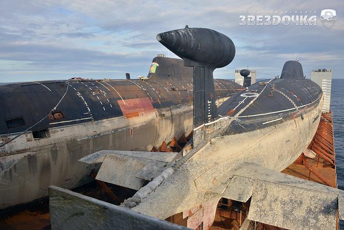основная подводная лодка