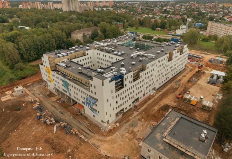 На какой улице находится областная больница в челябинске