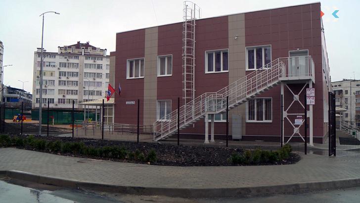 Детский сад на 370 мест открыт в Севастополе