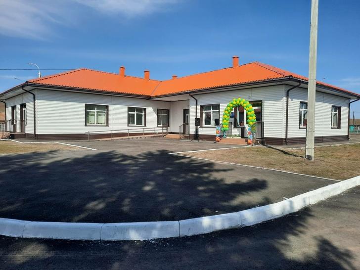 В селах Буреть и Хохорск Боханского района открылись новые детские сады