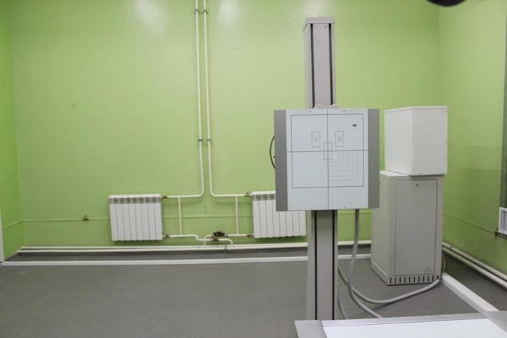 Филиал Иркутской областной клинической туберкулезной больницы в Усолье-Сибирском после капитального ремонта принял пациентов