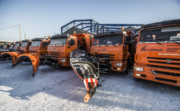 Автопарк филиалов Дорожной службы Иркутской области пополнится новой техникой