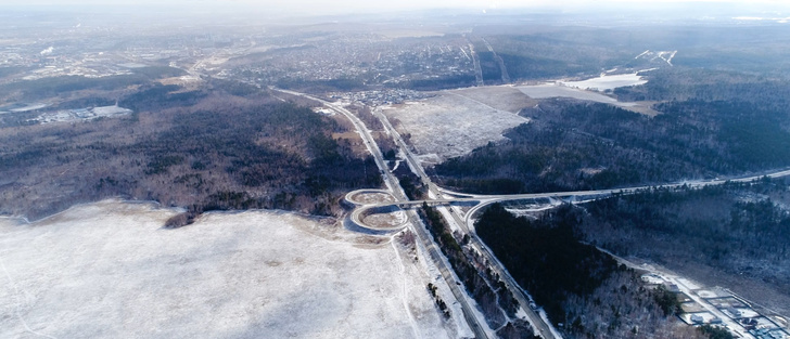 В Иркутской области открыли движение по 6-километровому участку федеральной трассы Р-255 «Сибирь»