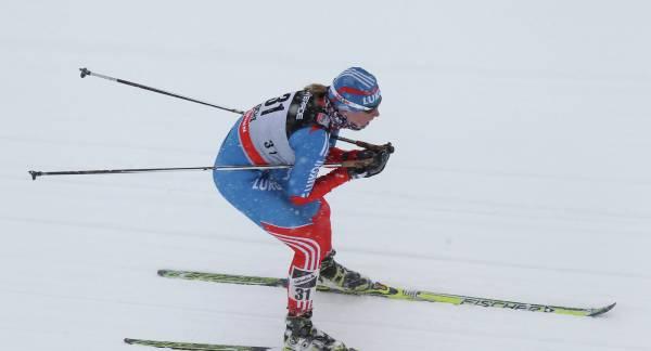 Российские лыжницы взяли золото и серебро в гонке преследования на Универсиаде-2017