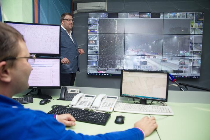Иваново – первый в стране город, где смонтирована «умная» система управления уличным освещением
