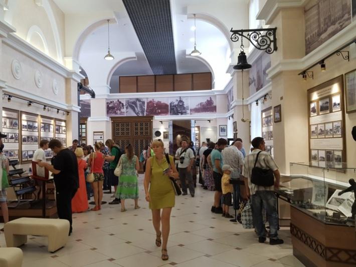 Новый омский железнодорожный музей стал больше в 10 раз