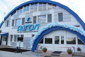ОАО «Томскнефть» ВНК открыло новый спортивно-оздоровительный комплекс в вахтовом посёлке Игол