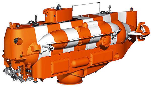 Самоходный глубоководный аппарат проекта 18271 «Бестер-1».
