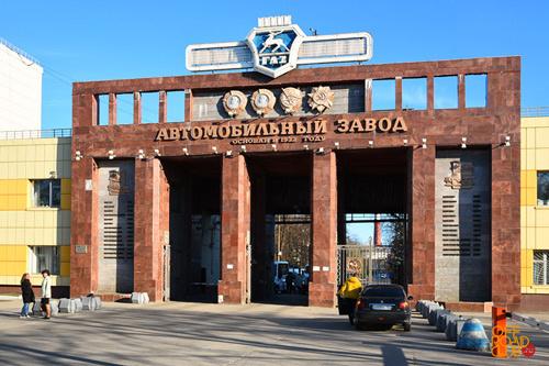 Неофициальная экскурсия на ГАЗ