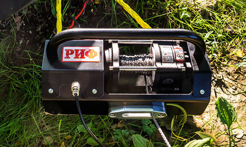 Переносная лебедка РИФ EWP3500ASR