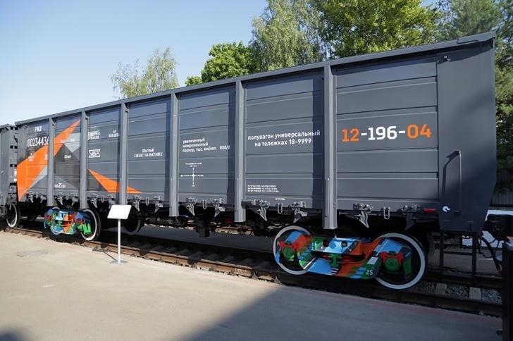 Уралвагонзавод и «РМ Рейл» сертифицировали новый вагон и полувагон