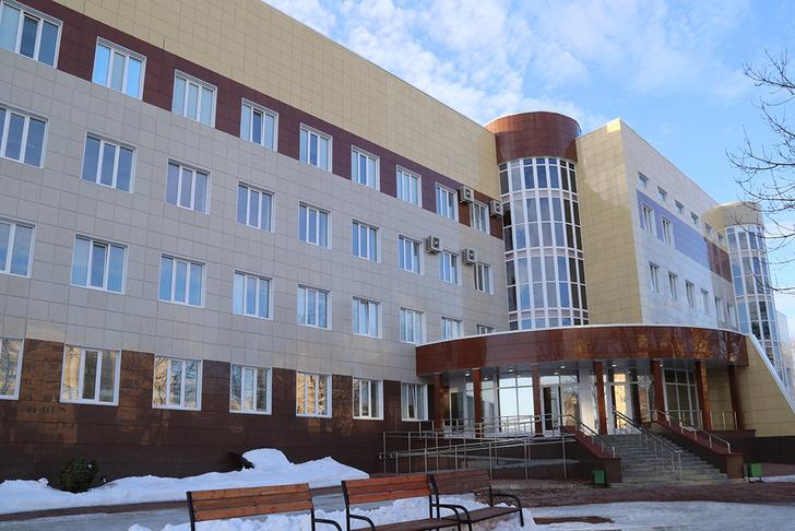 В Орле начал работу новый корпус Перинатального центра НКМЦ им. З. И. Круглой