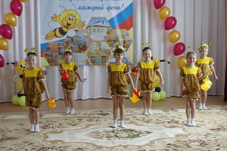 Детский сад на 100 мест открыт в Белгородской области