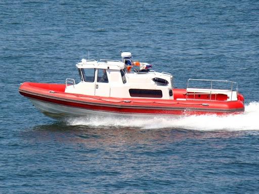 СКАТ – cпасательный катер (проект БЛ-820) | Морская спасательная ...