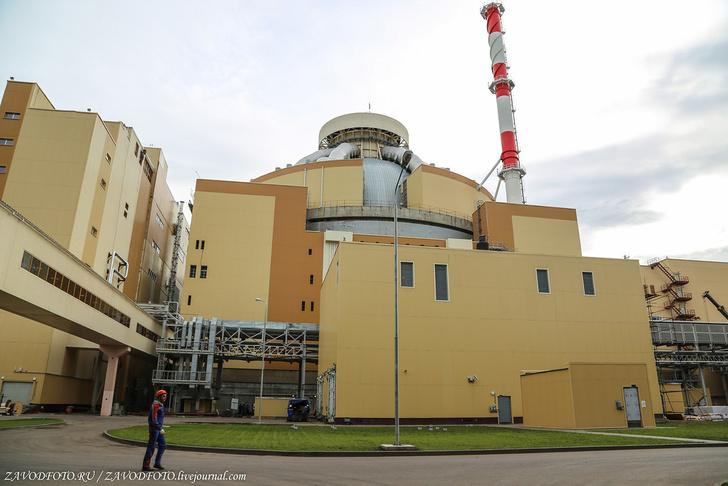 Росатом начал последний этап работ на втором блоке Нововоронежской АЭС-2 перед физпуском