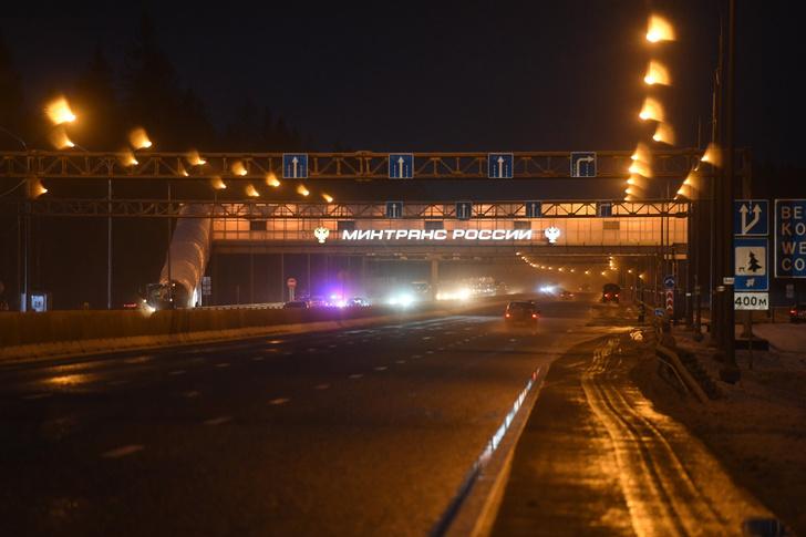 В Ленобласти открыто движение по реконструированному участку трассы «Скандинавия»