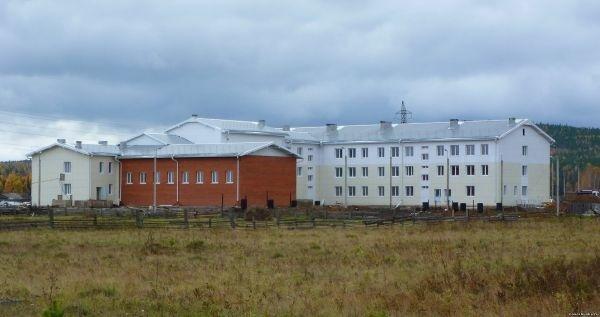 Сельская школа на 350 мест открыта в Иркутской области