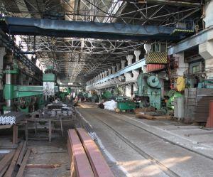 Российские железные дороги загрузят заказами Керченский стрелочный завод