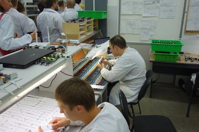 Производство Драйверов Светодиодов