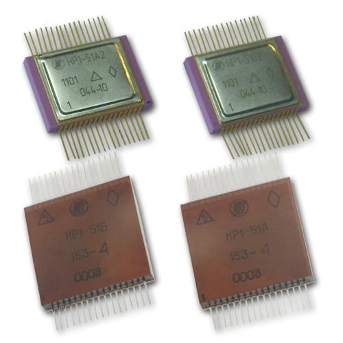 Наборы резисторов тонкопленочных
