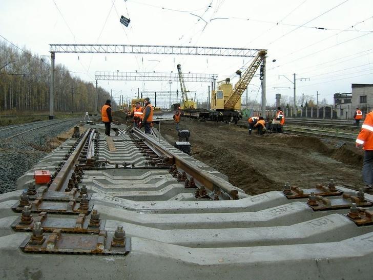 ОАО «РЖД» провело модернизацию железнодорожного пути на участке Чудово —&#133;                                          <br/>( <a href=