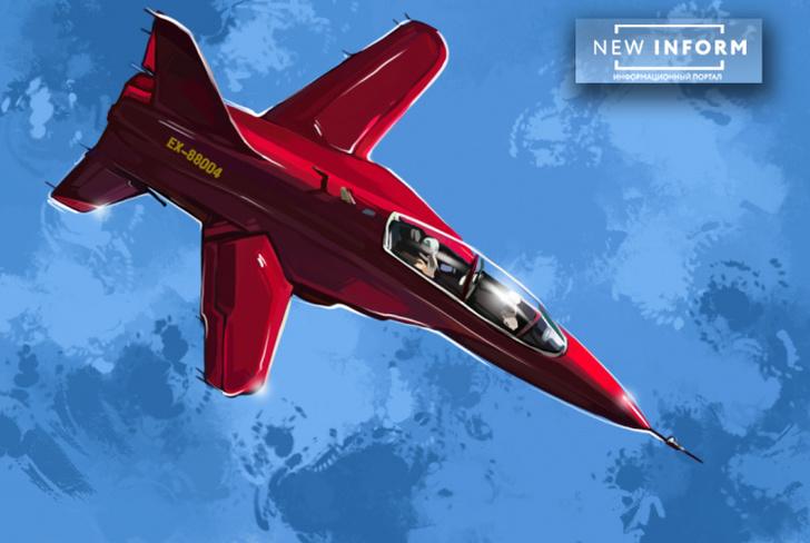 СР-10 с обратным крылом: новые подробности о уникальном «Беркутенке»