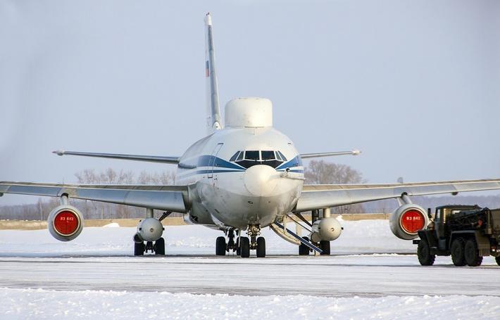Машина «Судного дня», самолет с «красной кнопкой» на борту — Ил-80