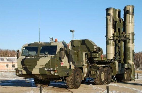 Обновку в виде комплекта С-400 «Триумф» впервые за год получило Минобороны России