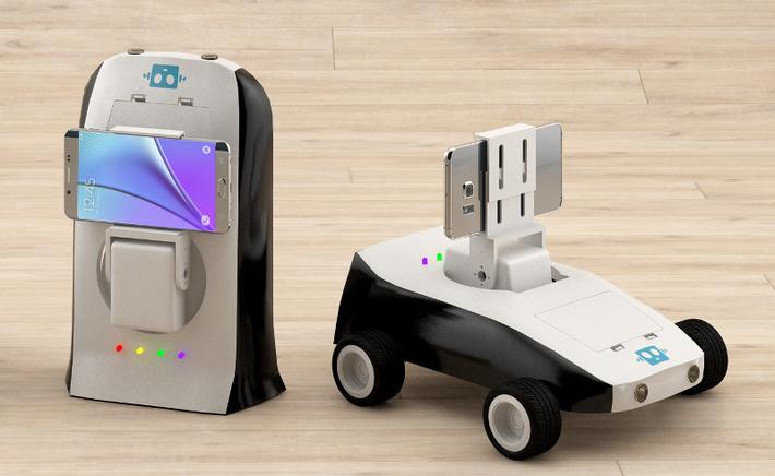 робот-учитель (мобиробот) ТПУ