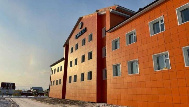 В Нюрбе открылся новый детский сад