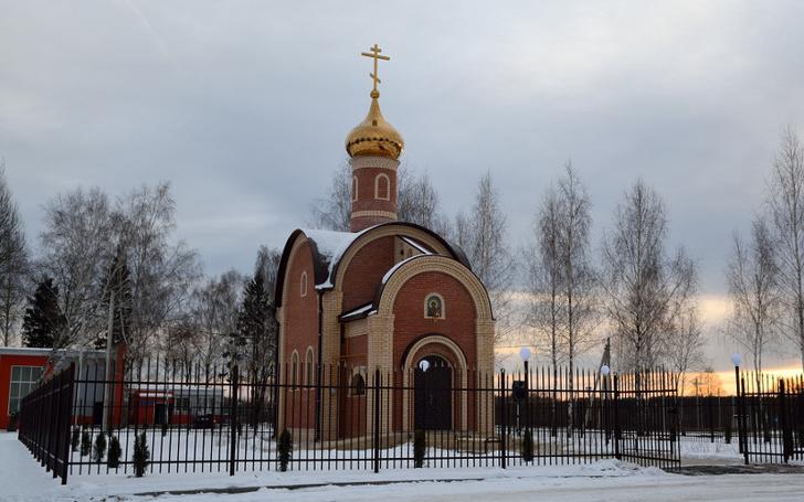 В Брянской области открыт храм во имя князя Димитрия Донского