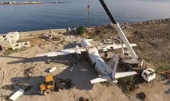 В Крыму создали первый в России подводный парк для дайвинга