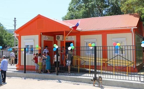 В селе Хмельницкое заработал новый фельдшерско-акушерский пункт