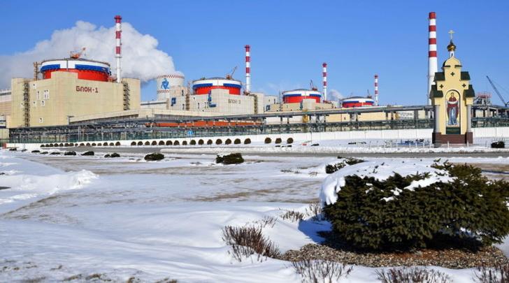 Ростовская АЭС: на энергоблоке №4 произведён подъём мощности до 75%