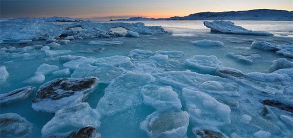 Запасы природного газа в Карском море увеличены на 850 млрд. м3