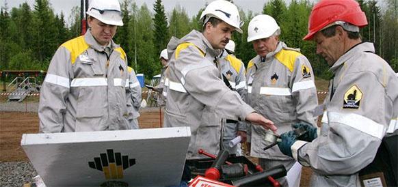 Роснефть наращивает запасы нефти и газа
