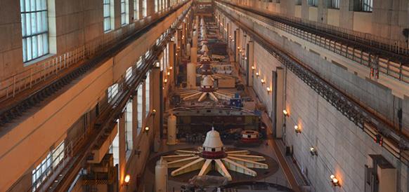 На Жигулевской ГЭС после капремонта введён в работу гидроагрегат №4
